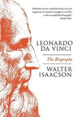 obálka: Leonardo Da Vinci: The Biography