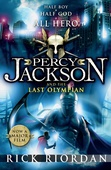 obálka: Percy Jackson and The Last Olympian