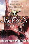 obálka: Percy Jackson and the Titan's Curse