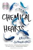 obálka: Krystal Sutherland | Our Chemical Hearts film ite