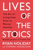 obálka: The Lives of the Stoics