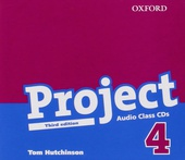obálka: Project the Third Edition 4 Class Audio CDs /3/