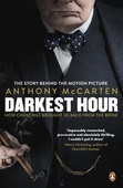 obálka: Anthony McCarten | Darkest Hour