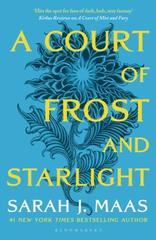 obálka: Court of Frost and Starlight