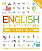 obálka: English Phrasal Verbs