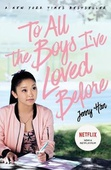 obálka: To All The Boys I´ve Loved Before: FILM TIE IN EDITION