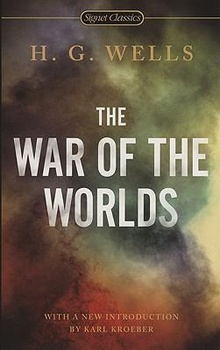 obálka: The War of the Worlds