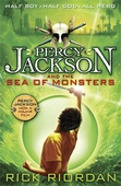 obálka: Percy Jackson and The Sea of Monsters