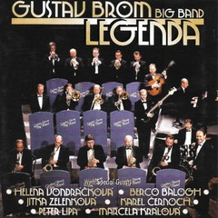 obálka: Gustav Brom Big Bend Legenda