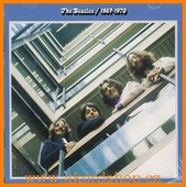 obálka: Beatles: 1967 - 1970 2 CD