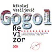 obálka: Revizor - 2CD