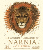obálka: THE COMPLETE CHRONICLES OF NARNIA