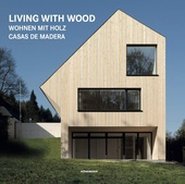 obálka: Living with Wood