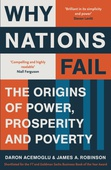 obálka: Daron Acemoglu | Why Nations Fail : The Origins of Power, Prosperity and Poverty