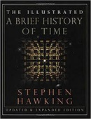 obálka: Stephen Hawking | Illustrated Brief History of Time and The Universe