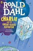 obálka: Charlie and the Great Glass Elevator  NE