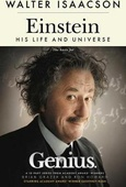 obálka: Einstein - His Life and Universe