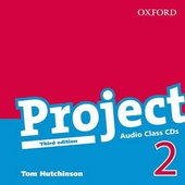 obálka: PROJECT 2. - AUDIO CLASS CD´s