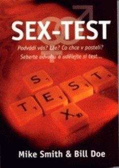 obálka: Sex test